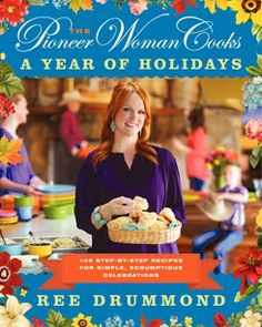 Food Network Gossip: Ree Drummond Dominates 2013 Cookbook Sales