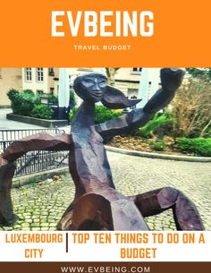 Is Luxembourg worth visiting? The capital of the Grand-Duchy of Luxembourg is a picturesque city with lots to do and see from historical attractions and panoramic views to a great number of bars and restaurants to hang out. Read EvBeing guide on the best things to do if you are on a tight budget. Europe Travel Guide, Europe Destinations, Travel Deals, Budget Travel, Travel Guides, European City Breaks, Ways To Travel, Travel Aesthetic, European Travel