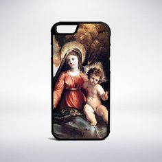 Dosso Dossi - Madonna And Child Phone Case – Muse Phone Cases