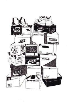 Kisebb gyűjtemény #hotshoes #forsale #ilike #shoeslover #like4lik #shoes #niceshoes #sportshoes #hotshoes