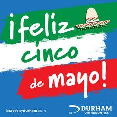 We all smile in the same language! ¡Felix Cinco de Mayo! #CincoDeMayo #Fiesta