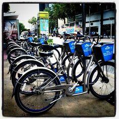 DecoBike - Miami | Bike Sharing System