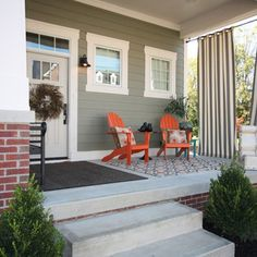 Nice chairs for porch