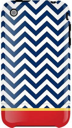 Chevron Waves case by Uncommon