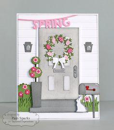 Pam Sparks Door To Door Spring Decor Thurs