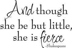 #Motivational Monday: But She Be FIERCE! | Flying Feet In Faith