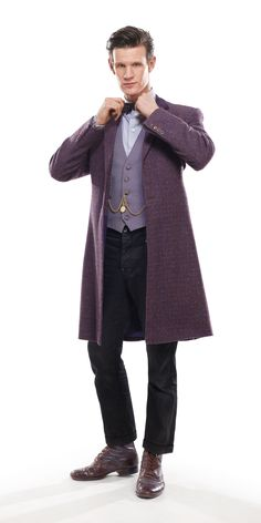Matt Smith Dr. Who Season 7 Part 2