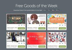 Free Goods Of The Week  Nov.28 #xtremefreelance #wordpressdevelopment