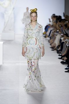 Giambattista Valli Haute Couture autunno inverno 2013 2014
