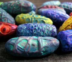 Beads for a friend by Claire Maunsell, via Flickr