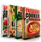 Pressure Cooker: Dump Dinners, Clean Eating and My Spiralized Box Set: Over 100 Delicious and Healthy Recipes For You And Your Family (Pressure Cooker, Pressure Cooker Cookbook) - http://howtomakeastorageshed.com/articles/pressure-cooker-dump-dinners-clean-eating-and-my-spiralized-box-set-over-100-delicious-and-healthy-recipes-for-you-and-your-family-pressure-cooker-pressure-cooker-cookbook/