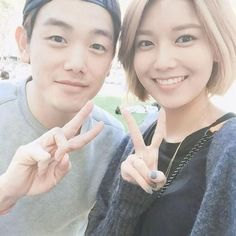 Girls' Generation Sooyoung Catches Up With Eric Nam In New York - http://imkpop.com/girls-generation-sooyoung-catches-up-with-eric-nam-in-new-york/