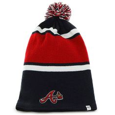 Atlanta Braves Dead Ringer Knit Cap by '47 Brand - MLB.com Shop