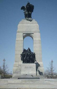 In Flanders Fields...Ottawa's War Monument