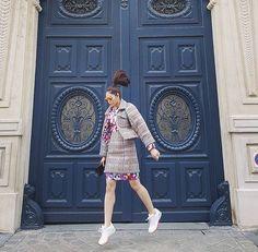 Araya A. Hargate #streets Chompoo Araya, Street Fashion, Muse, Girl Fashion, The Incredibles, Street Style, Celebrities, Girls, Casual