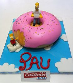 Inspiración XVI: The Simpsons | La Muffinerie