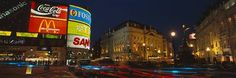 WALLS 360 wall graphics: Piccadilly Circus at Night http://www.walls360.com/Piccadilly-Circus-at-Night-p/2904.htm