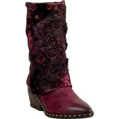 A.S.98 Suffield Women's Cowboy Boot