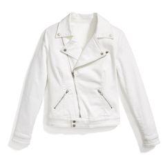 Stitch Fix New Arrivals: White Moto Jacket