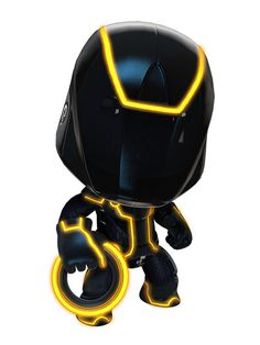 LittleBigPlanet - Tron Costume
