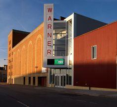 Warner Theatre in Erie, PA.