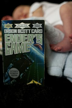 my Sons name is Ender, named after my husbands favorite book Enders Game
