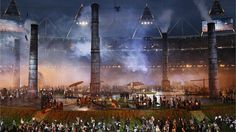 Olympic-London-2012-Opening-Ceremony-Industrial-Revolution