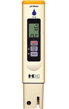 TDS-4 Testeur digital de TDS pour Eau//Aquarium HM Digital