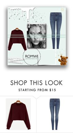 """Untitled #130"" by tookmylife4454 ❤ liked on Polyvore featuring 7 For All Mankind and Nivea"