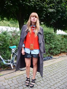 Face Hunter: COPENHAGEN - fashion week ss13, day 1, 08/08/12