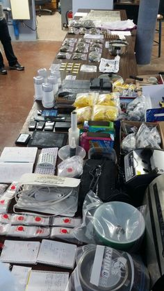 Drogas Fajardo realiza arresto por Sustancias Controladas en Naguabo
