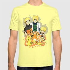 Naruto Boruto Pikachu Shirt ~ $24 ~ Gifts for Anime Fans!