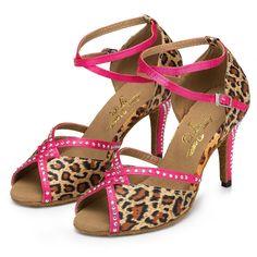 D1143  Ladies Ballroom latin dance shoes discount price dance shoes ship worldwide