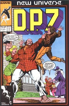 D.P.7 # 7 by Paul Ryan