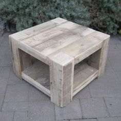 End Tables, Coffee Tables, Wood Design, Rental Apartments, Garden Furniture, New Homes, Lounge, Projects, Diy