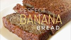 Learn how to make banana bread from scratch with this easy recipe that makes a delightfully light, fluffy, and moist treat. Step-by-step instructions with photos and videos are included. Fluffy Banana Cake Recipe, Homemade Pancakes Fluffy, Moist Banana Bread, Banana Bread Recipes, Cake Recipes, Fluffy Pancakes, Cheesecakes, Flan, Chocolate Fudge Cake
