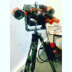 Something we loved from Instagram! FAJA. #Faja #ImageProcessing #OpenCV #SDL #C #ServoBlaster #WiringPi #RaspberryPi #Sentry #SentryGun by aryus Check us out http://bit.ly/1KyLetq