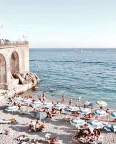 visiting positano in the summer @sommerswim