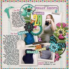 Sweet Shoppe Designs::NEW Releases::New Releases - 10/25::Baby Bump by Digilicious Design