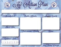 Action Plan Templates Word Simple A Schedule Template That Indicate What Is To Be Done At What Time .