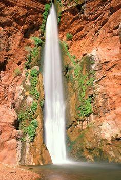 Grand Canyon National Park, Deer Creek Falls, Arizona