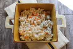 Authentic Hawaiian Macaroni Salad-will try using a little less mayo and milk next time