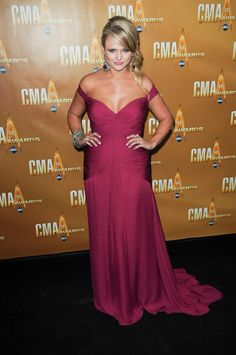 Country Music Awards fashions!