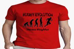 Camisetas Rugby: un deporte muy especial #camiseta #realidadaumentada #ideas #regalo