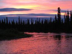 The Gulkana River