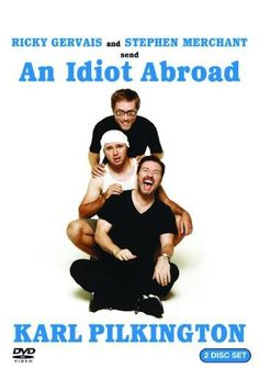 An Idiot Abroad (2010– )