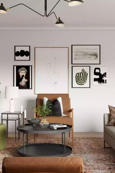 View this Contemporary, Modern, Minimal room design from Havenly interior designer Hannah. Shop products and even get started designing your own space.