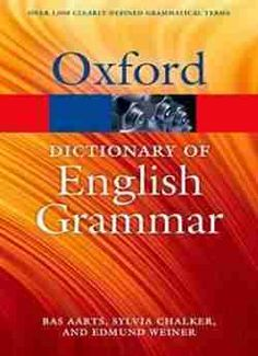 The Oxford Dictionary Of English Grammar (oxford Quick Reference) (2nd Edition) free ebook