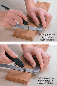 Veritas® Shop Knife - Woodworking