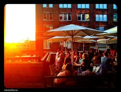 August 31: Terroir Wine Bar on the High Line, New York City